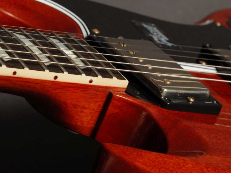 Gibson SG 1961 Standard Custom Historic 2018 FC VOS