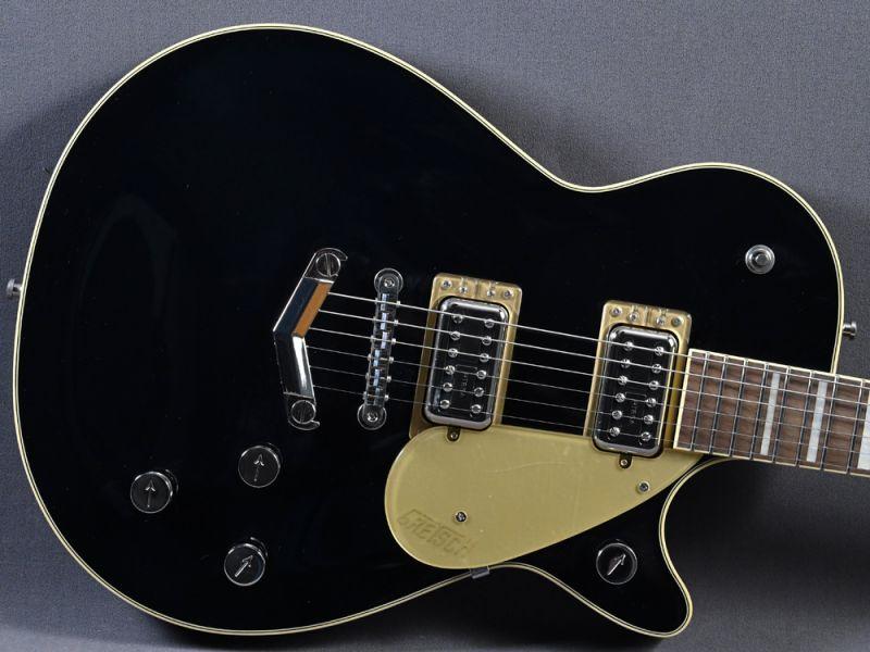 Gretsch G6228 Players Edition Jet BT V-Stoptail Black
