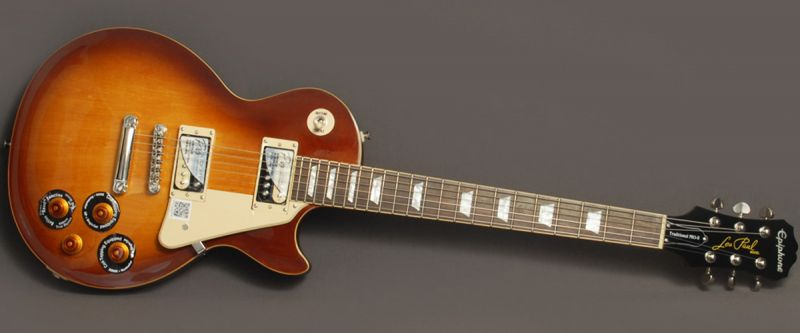 epiphone les paul traditional limited edition pro ii les paul models epiphone electric. Black Bedroom Furniture Sets. Home Design Ideas