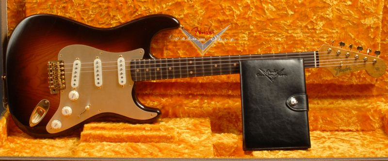 Fender Custom Shop Stratocaster® Artisan Tamo Ash | Custom Shop ...