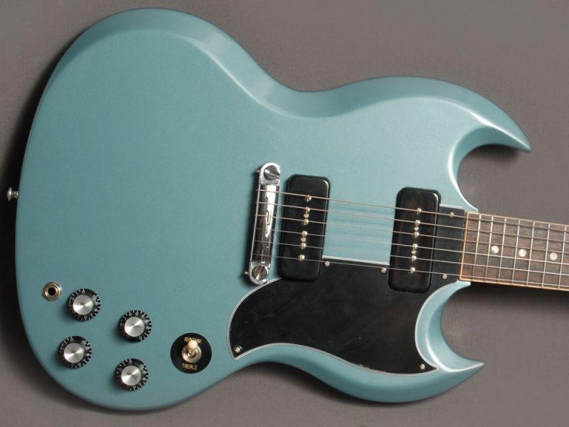 Gibson SG Special 2019 Faded Pelham Blue