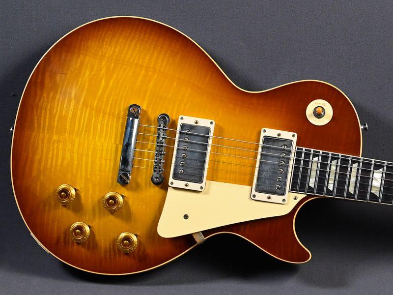 Gibson Les Paul 1959 Standard Reissue VOS Iced Tea Burst #91644