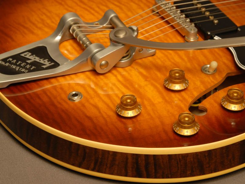 Gibson ES-330TD 1961 Figured VOS | Gibson Memphis | Gibson ...