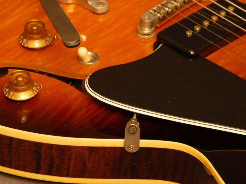 Gibson ES-330TD 1961 Figured VOS   Gibson Memphis   Gibson ...